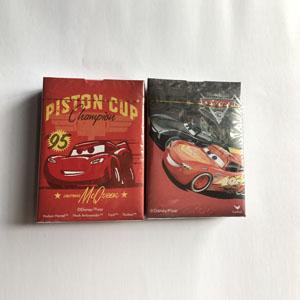 汽车游戏卡片